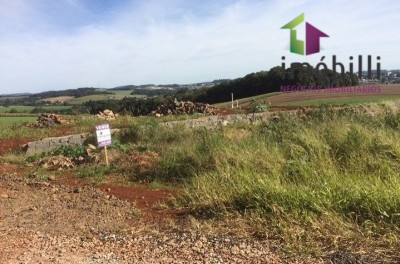 Terreno no Alto do Bairro Industrial